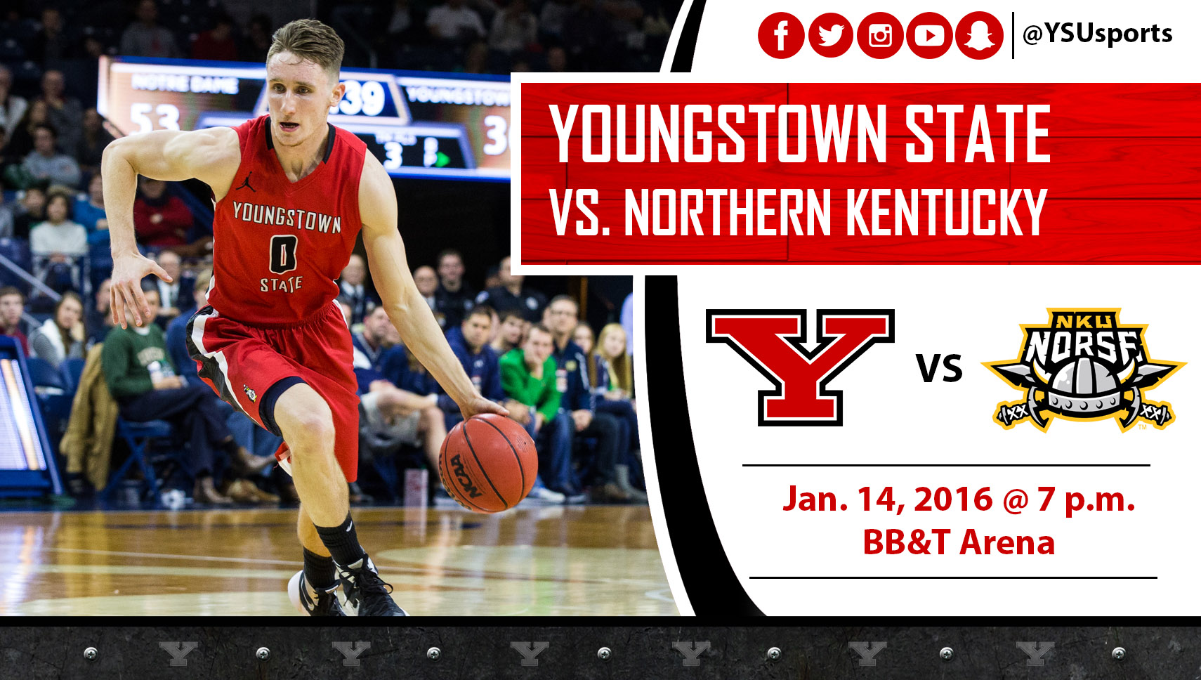Junior Matt Donlan and the Penguins visit Northern Kentucky