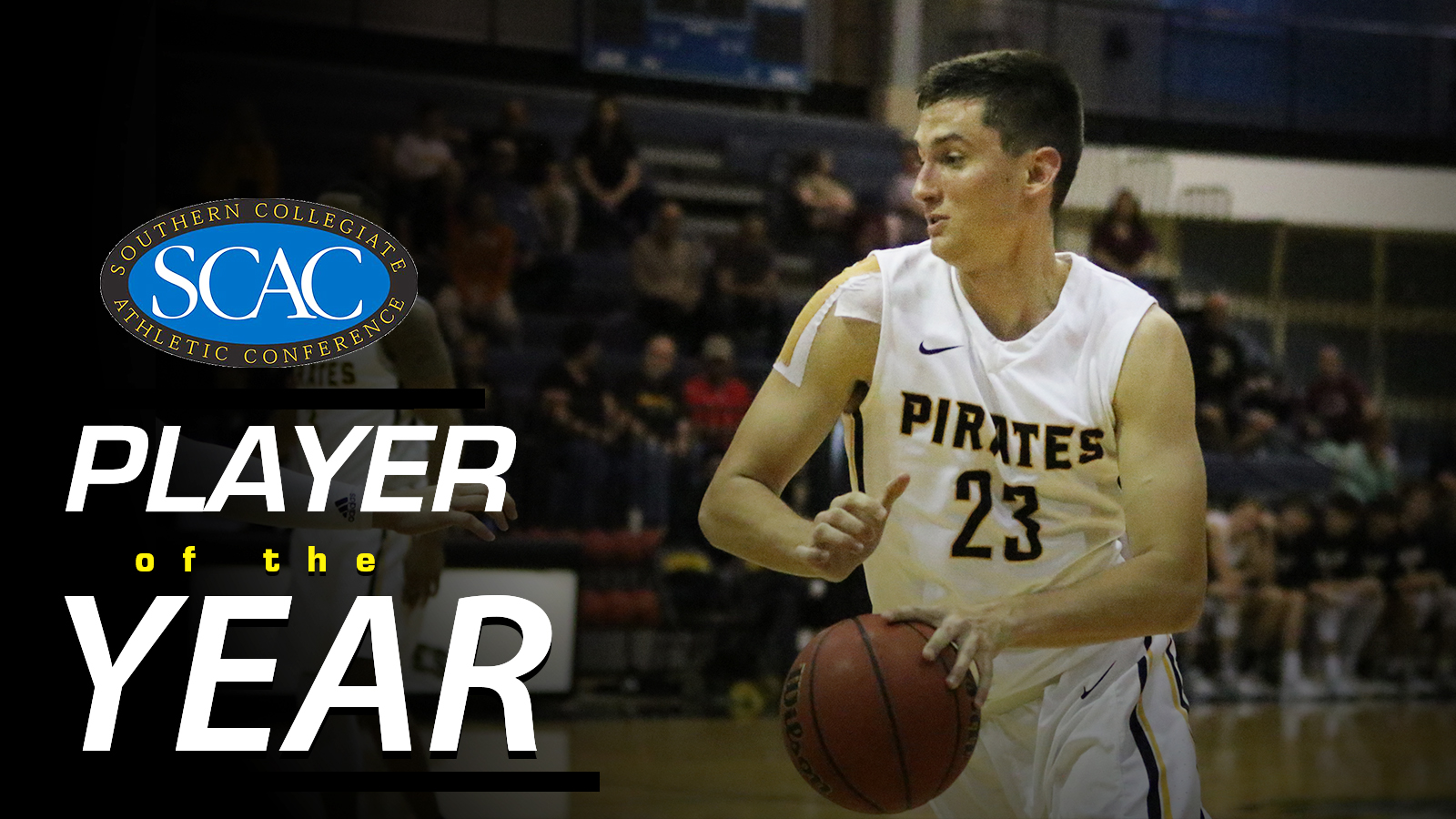 Men's Basketball Earns SCAC Player and Coach of the Year Honors