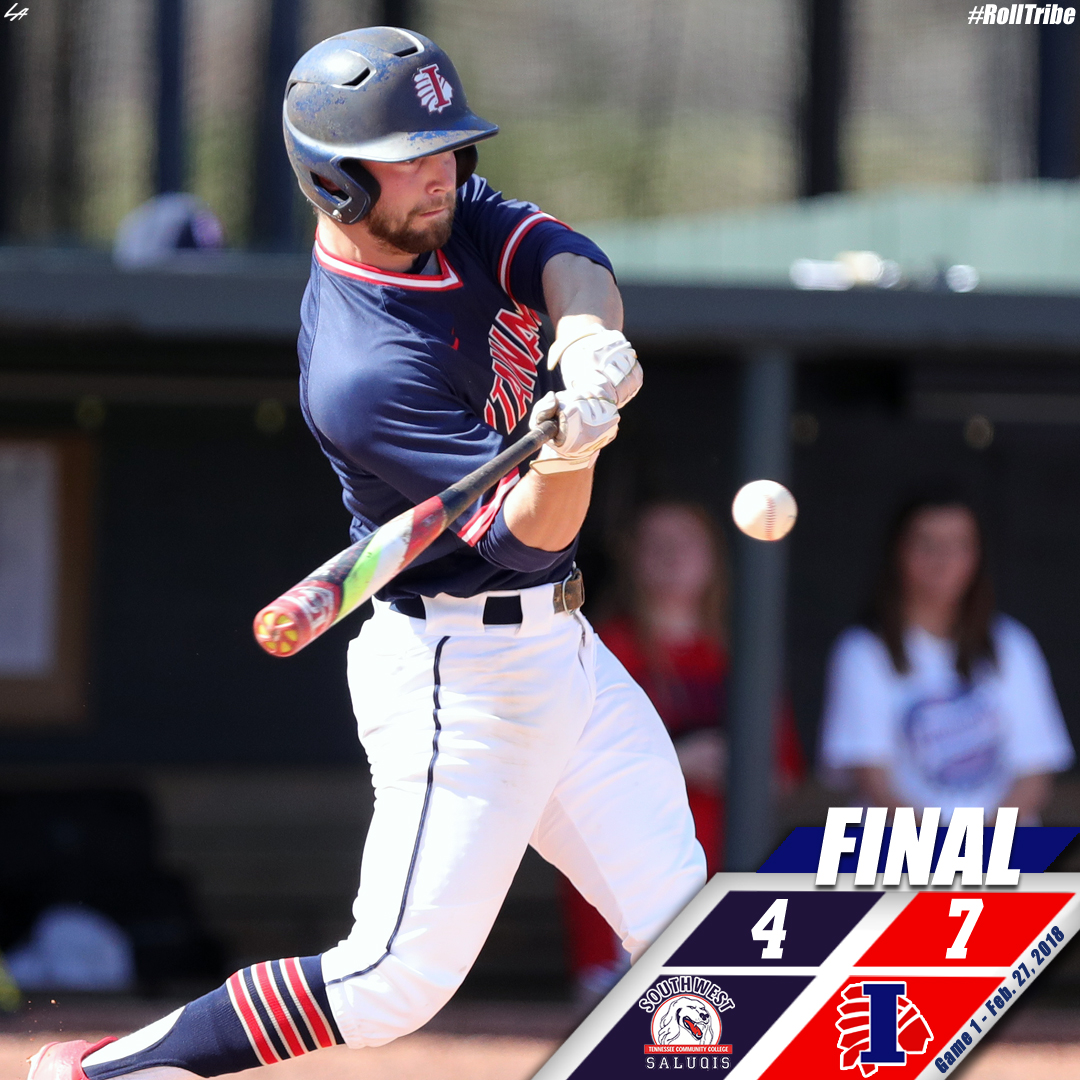 Indians outlast Southwest Tenn. in game one