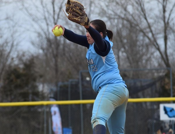 Westminster Softball Drops First Set of Conference Games