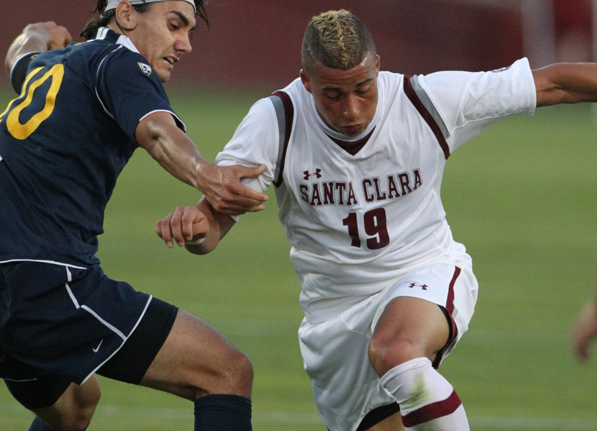 Cal Edges Santa Clara 2-1 in Bay Area Classic