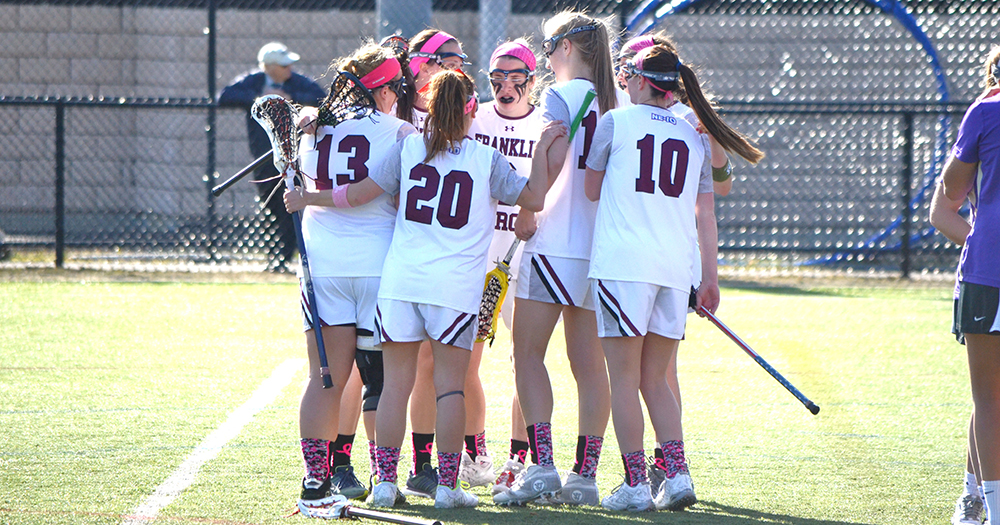 Women's Lacrosse Falls at No. 1 Adelphi, 15-4