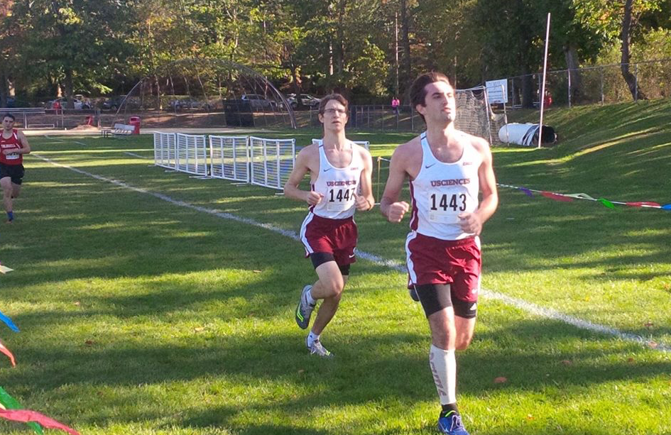 Men's Cross Country Competes At The 2016 Cougar Chase