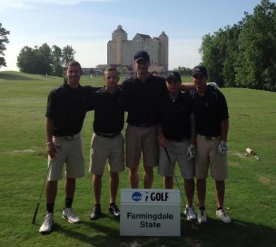 Rams Finish in 23rd Place at NCAA's