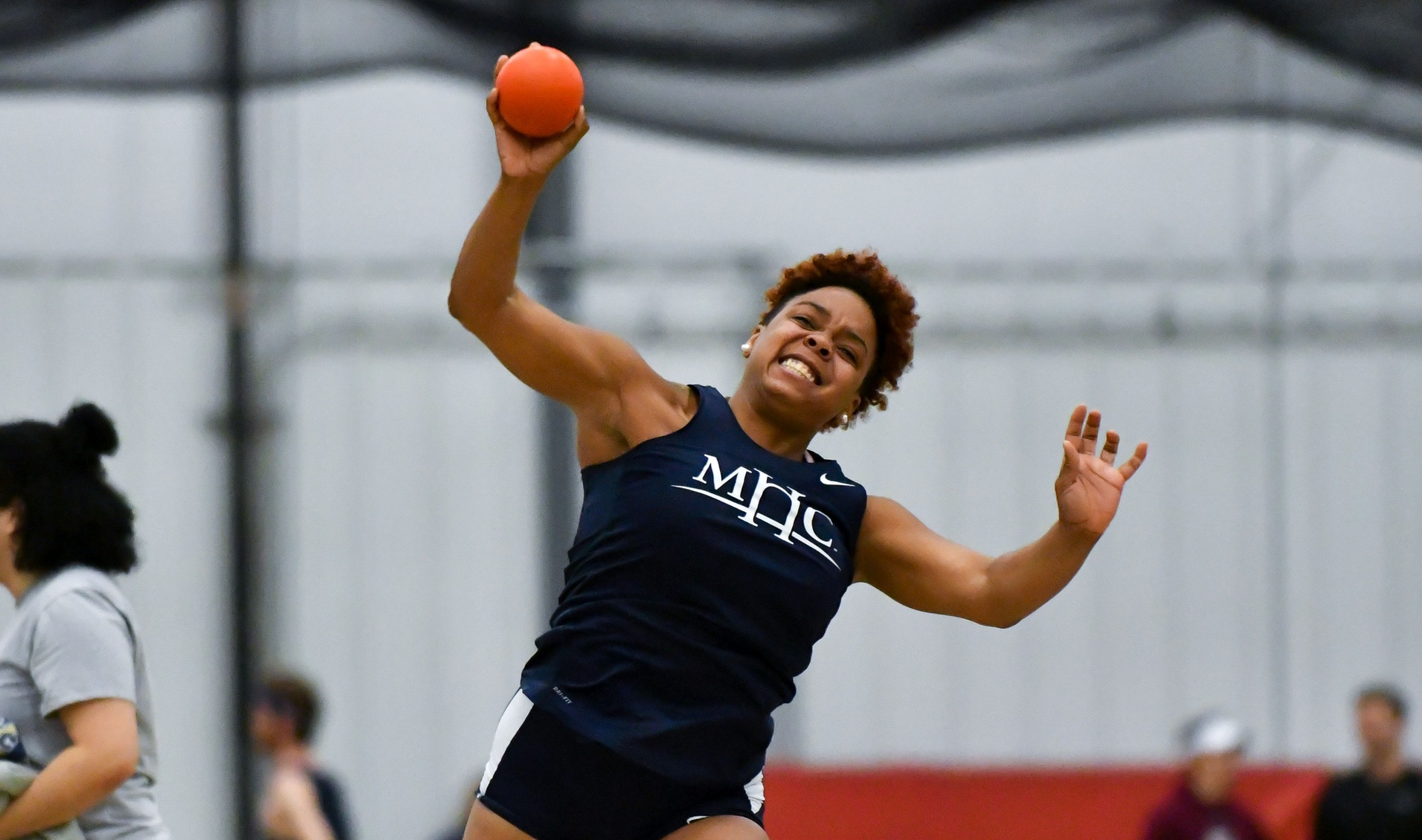 Track And Field Competes At Gordon Kelly Invitational