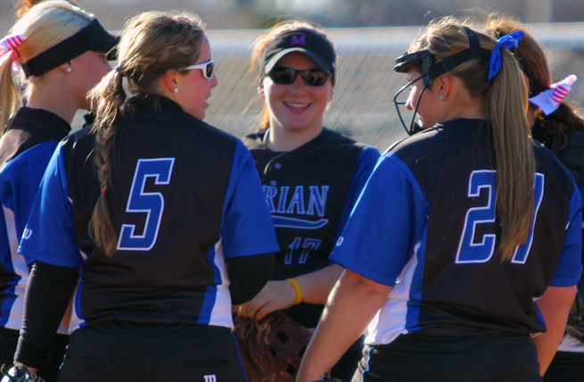 Marian Softball vs. UW-Stevens Point Canceled
