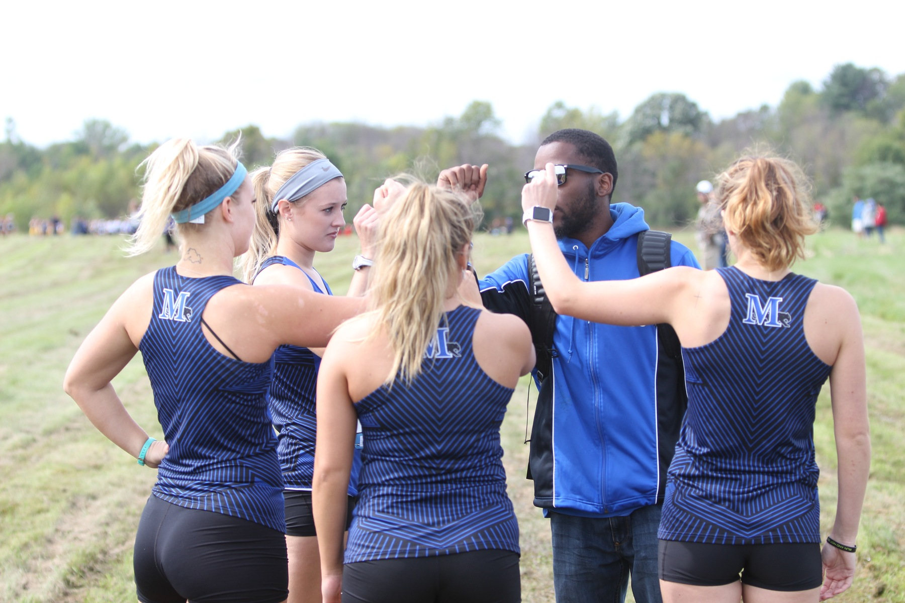 Sabre cross country travels to Gene Davis Invitational