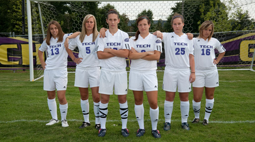 Seven home matches, three NCAA foes highlight 2009 Golden Eagle soccer schedule