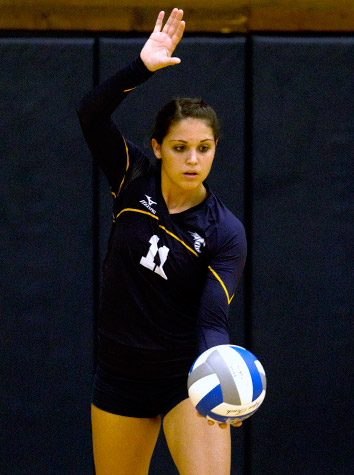 Emory & Henry Volleyball Wins Twice Saturday At The Greensboro College Invitational