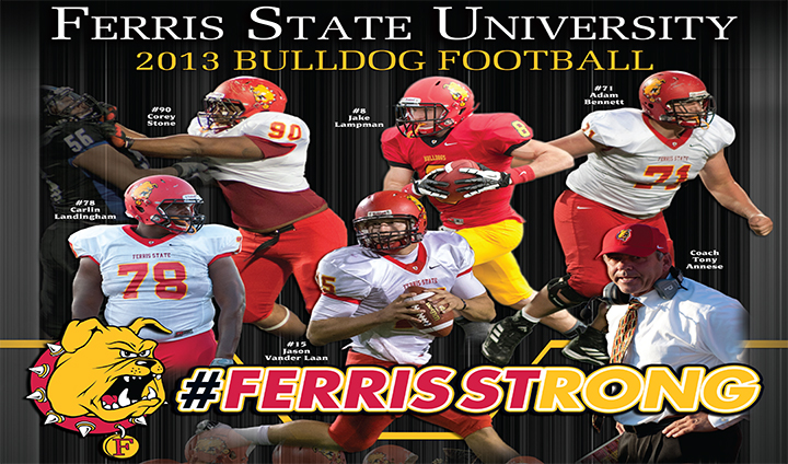 Ferris State Football Set To Open Fall Camp On August 13