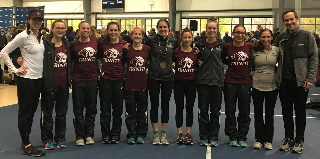 Trinity Women Place 16th at Division III Championship Meet