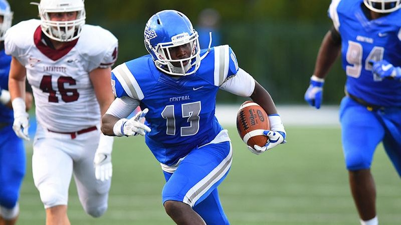 Football Home to Host Fordham in 2017 Arute Field Opener on Saturday