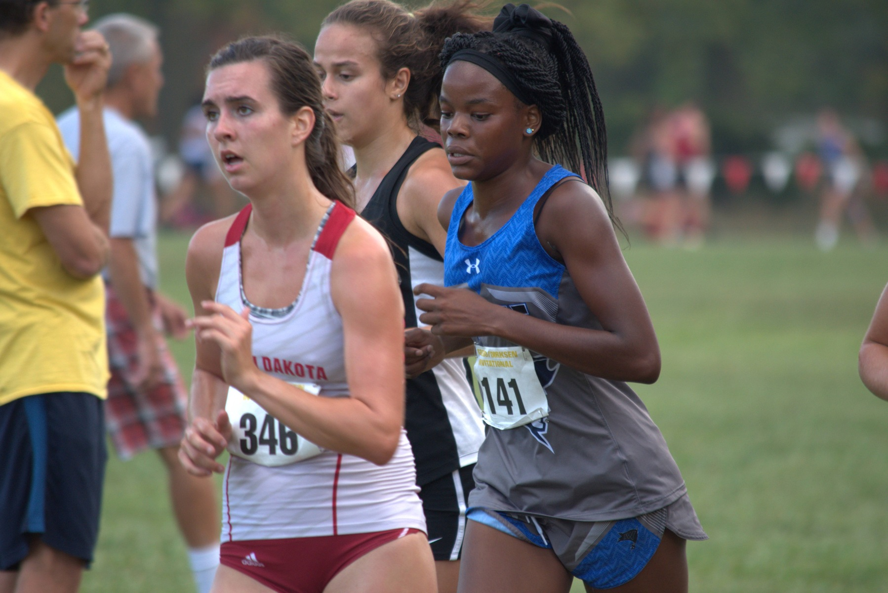 Robb leads Reivers to second place finish at Region XI Championships