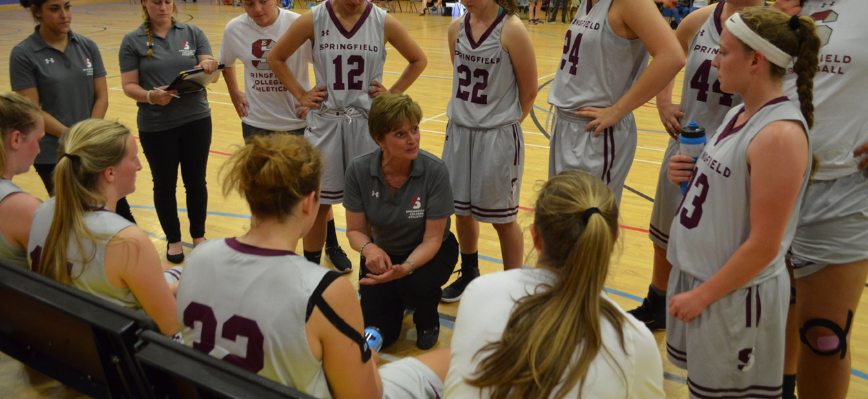 Women's Basketball Upends Manchester Mystics To Remain Unbeaten on Europe Trip