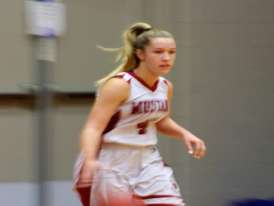 Women's Basketball: Mustangs Defeat Centurions