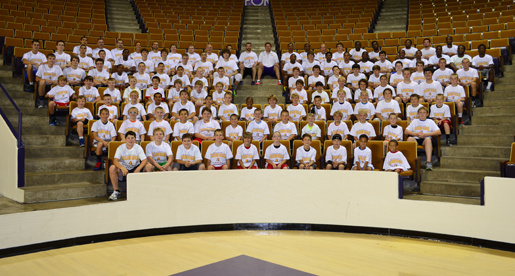 Boys' basketball camp continues successful run at Tech
