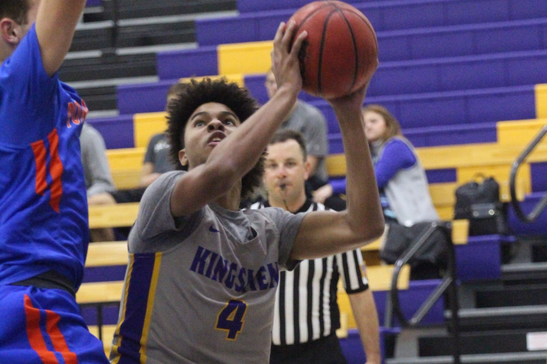 Kingsmen Can't Overcome Early Shooting Woes Against Tigers