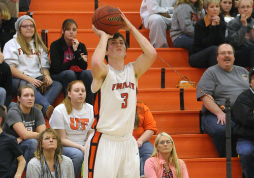 Oilers Drop 2nd Straight, Fall 61-60 to Ashland