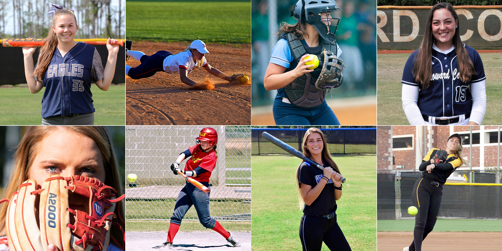 Softball Inks Eight for 2019-20 Incoming Class