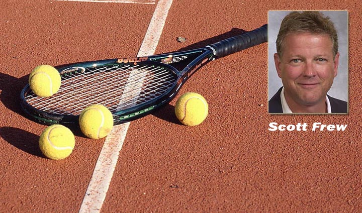 Former Bulldog Tennis Head Coach Scott Frew Passes Away