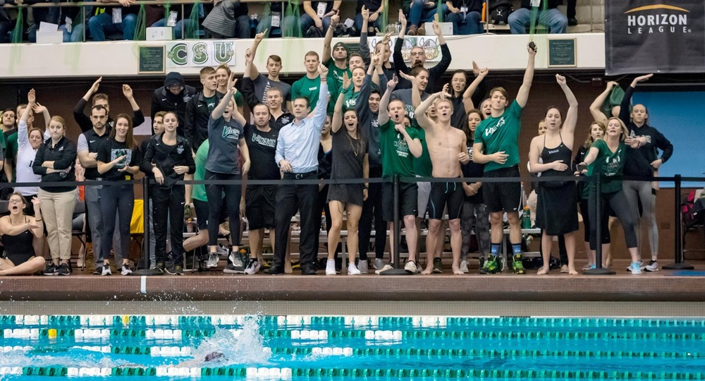 Swimming & Diving 2017-18 Season in Review