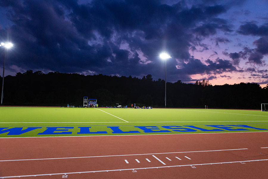 The Butler Stadium dedication will take pace prior to Saturday's game vs. Me.-Farmington (Frank Poulin).