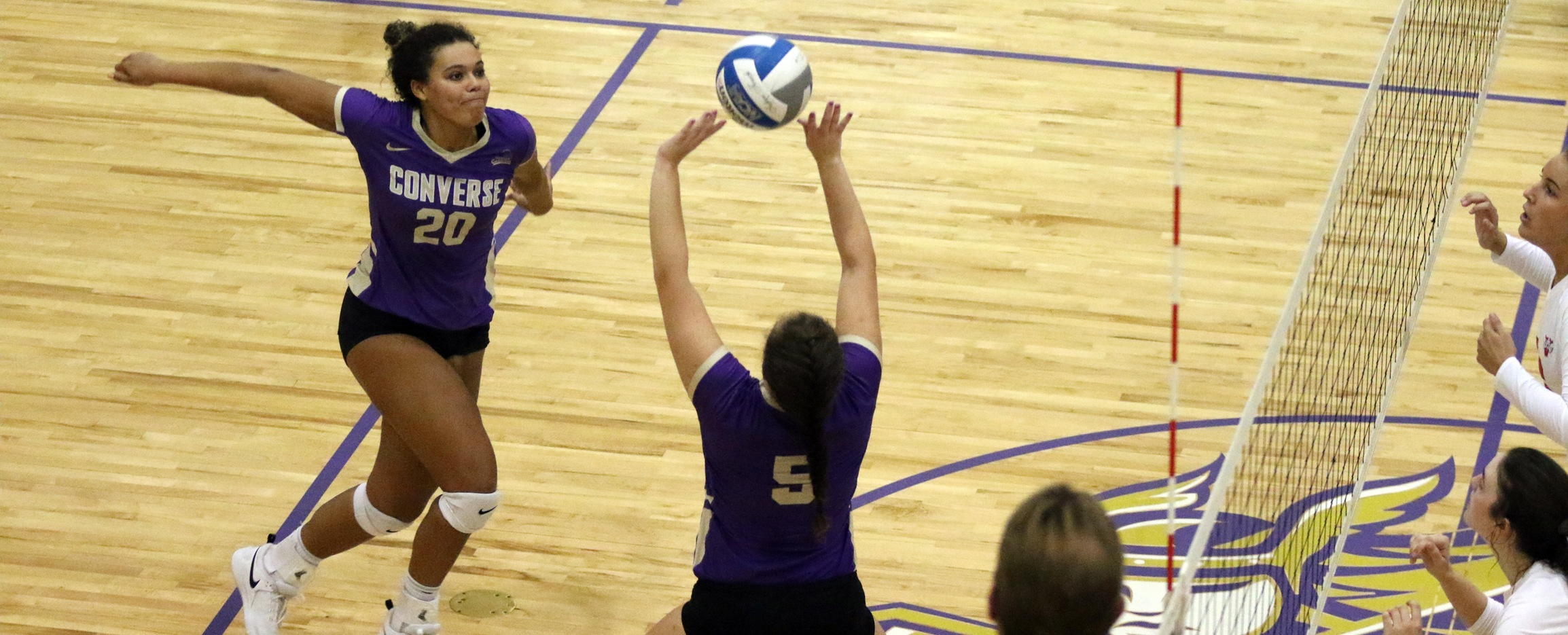 Converse Volleyball Concludes Francis Marion Invitational