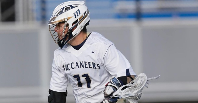 McNeill Named To Inaugural NEWMAC Men's Lacrosse All-Sportsmanship Team