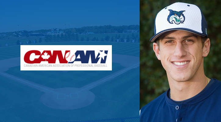 Former Bobcat Named to Can-Am League All-Star Team