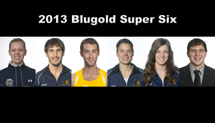 2013 Blugold Super Six Winners Selected