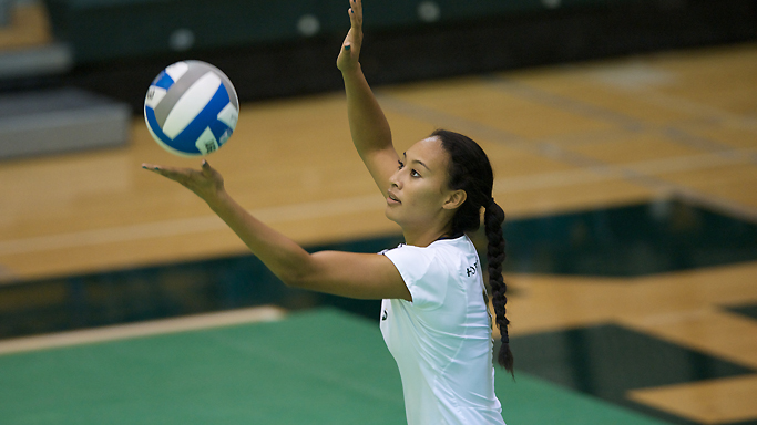 VOLLEYBALL CONCLUDES TOURNAMENT WITH LOSS TO BOISE STATE