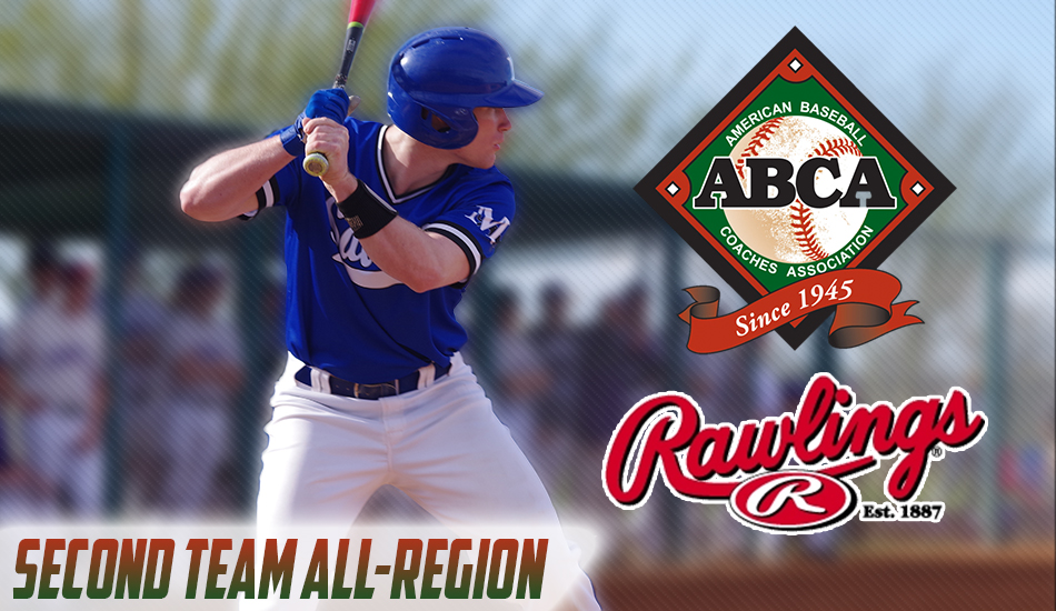 Jordan Walker ABCA/Rawlings All-Region graphic.