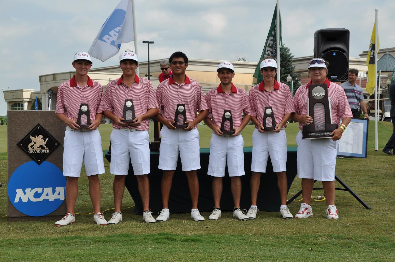 Golf: Panthers cap remarkable year with runner-up finish at NCAA Division III tournament