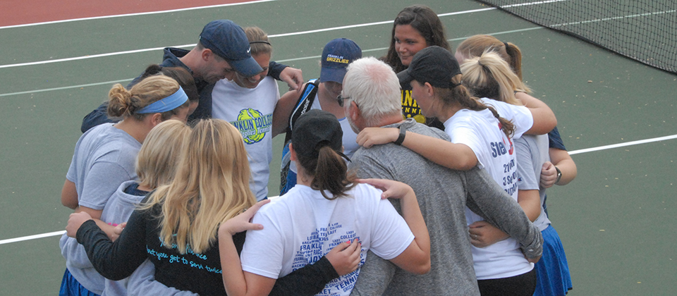 PREVIEW | Experienced Women's Tennis Team Picked to Finish Third by HCAC Coaches