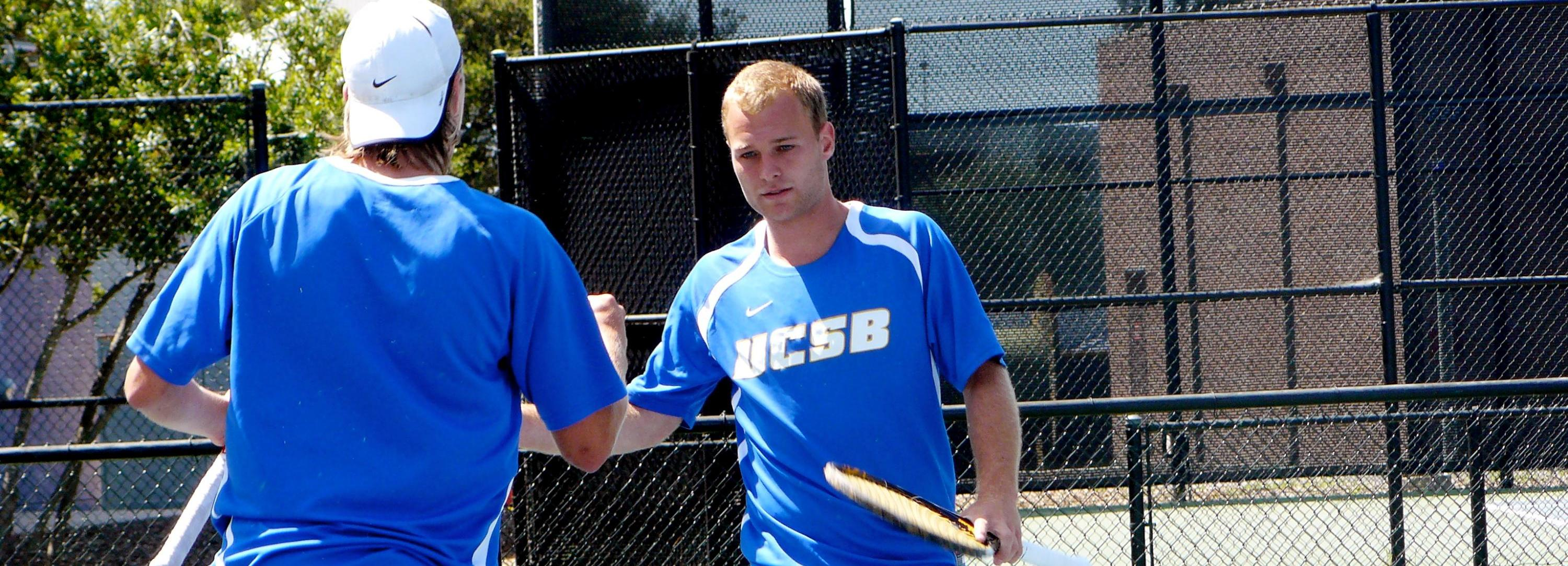UCSB Men's Tennis Recruiting Class Ranked 24th Nationally, First Among Mid-Majors