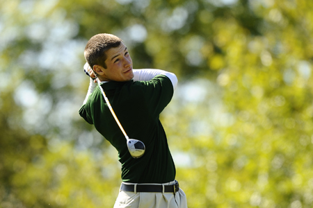 McDaniel finishes third to open fall