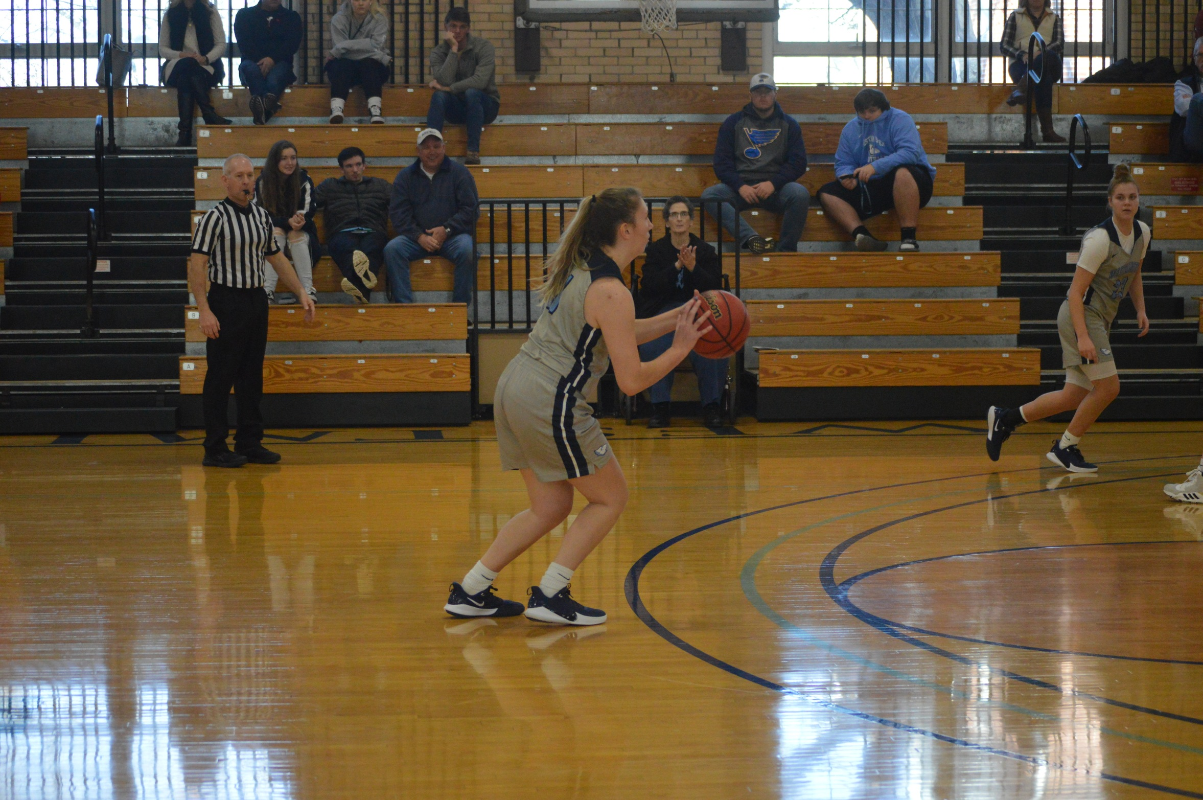 Women's Basketball: Blue Jays - Illinois College Two Game Series Preview