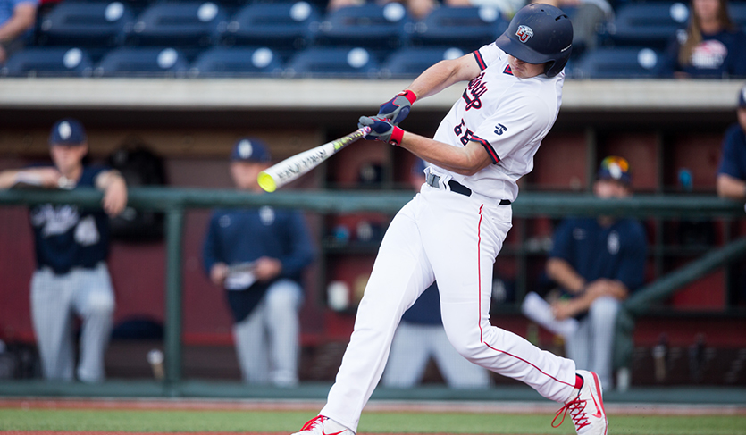 Liberty Muscles Past Hofstra 9-1