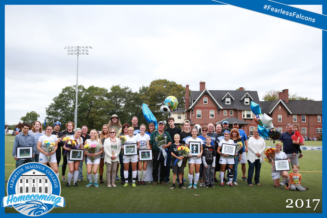 Women's Soccer Edged by Saint Joseph's of Maine on Senior Day