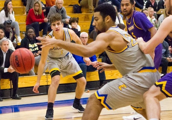 JWU GRINDS OUT 76-69 WIN OVER MEN'S HOOPS