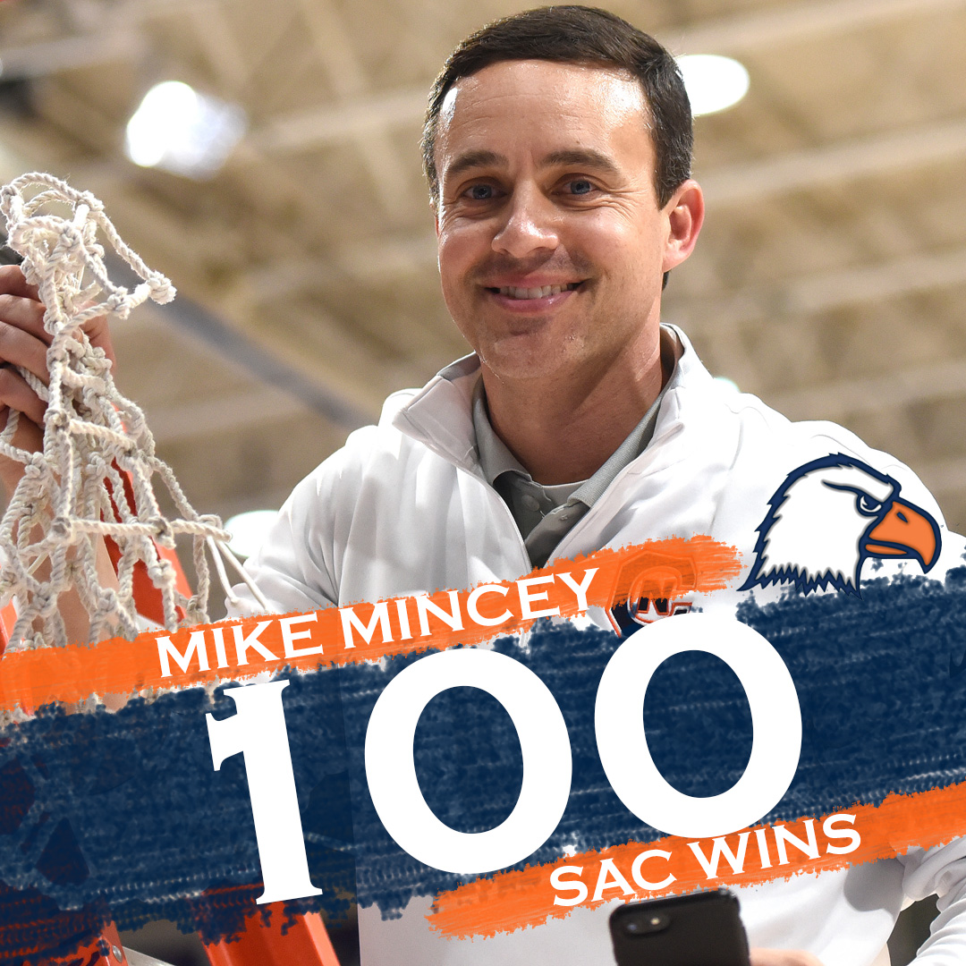 Mincey joins SAC's 100-win club as C-N maims Mars Hill