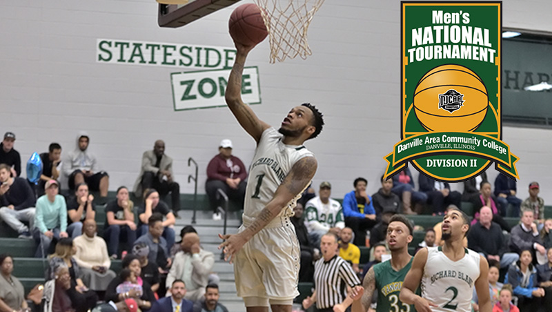 No. 5 Richard Bland Advances To Quarterfinals With 81-70 Victory