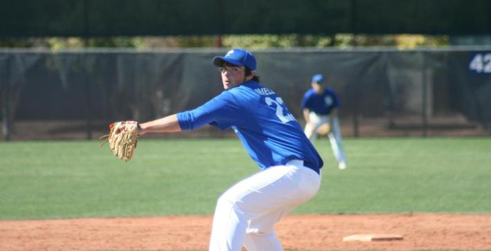 Baseball suffers season-opening defeat to UMass Boston