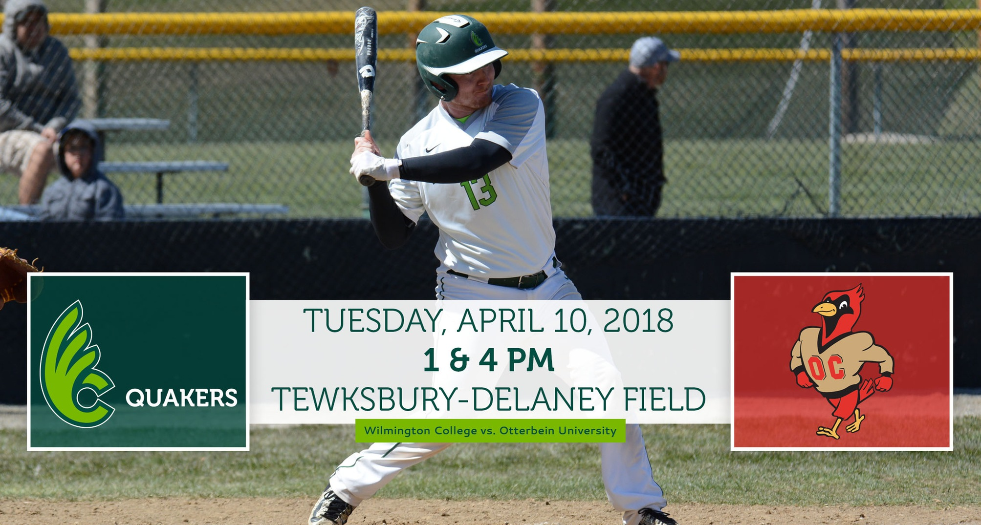 Baseball Continues OAC Play With Otterbein on Tuesday