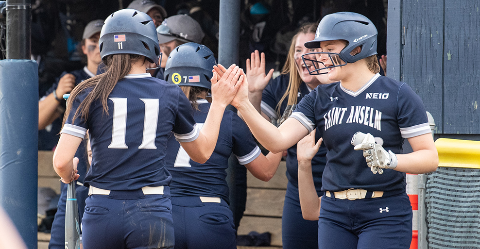 Softball forces decisive third game, falls to LIU Post in East Region final