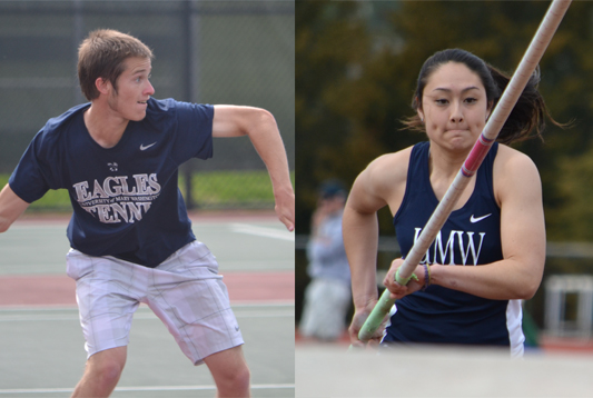 Harrington, Charles Named 2013-14 Scholar Athletes of the Year