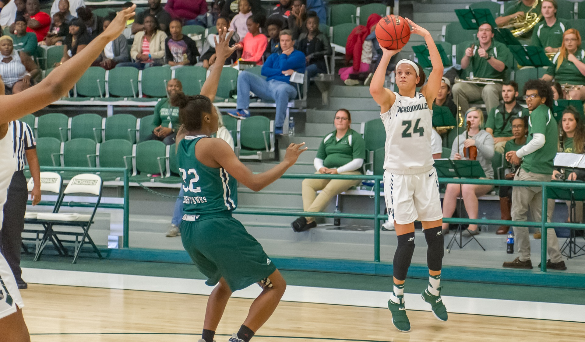 Starters Pace Dolphins in Comeback Win over KSU