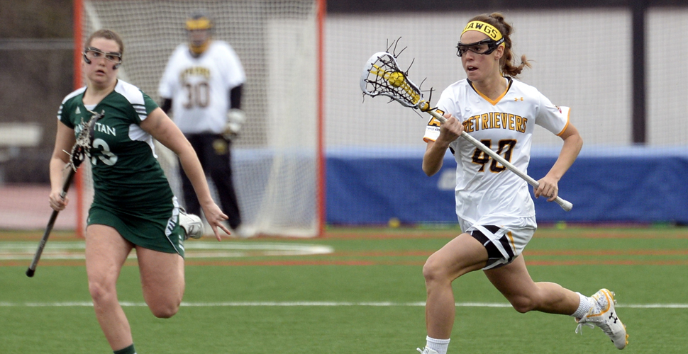 Davey Earns America East Co-Rookie of the Week Honors for UMBC Women's Lacrosse