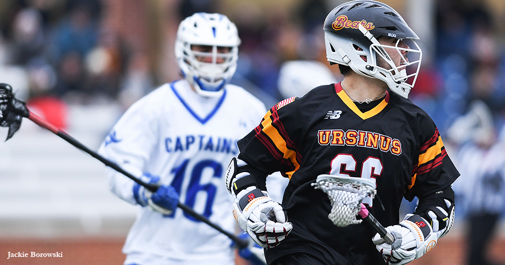 Men's Lax Wipes Out Warriors