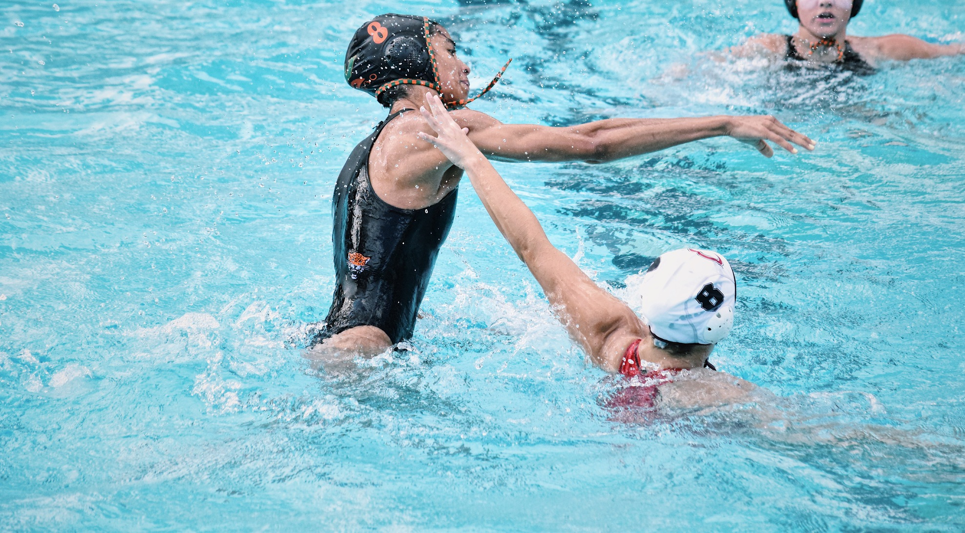 Women's Water Polo surges past Chapman